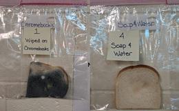 Tầm quan trọng của việc rửa tay: Bài thí nghiệm nhanh bằng bánh mì cho thấy tay chúng ta siêu bẩn như thế nào, nhìn qua cũng đủ rùng mình