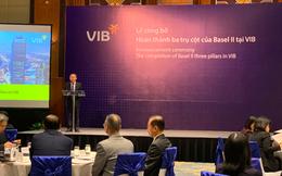 Ngân hàng đầu tiên hoàn thành cả 3 trụ cột Basel II