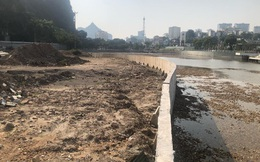 Quảng Ninh tạm dừng thi công công trình ở dự án khu vui chơi giải trí hồ Cô Tiên