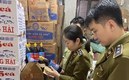 Hơn 3.000 chai nước mắm bị tịch thu tại Nghệ An là hàng giả, không có giá trị sử dụng