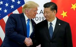Tổng thống Trump tuyên bố sắp ký thỏa thuận thương mại với ông Tập Cận Bình