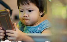 Trẻ nhỏ nghiện smartphone sẽ phải đối mặt với nguy cơ mắc ung thư não cao gấp 5 lần và hàng loạt căn bệnh nguy hiểm khác