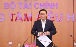 Phó Thủ tướng Vương Đình Huệ: Mặt bằng lãi suất đã giảm tạo dư địa chống đỡ các diễn động phức tạp trên toàn cầu