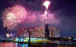TP.HCM cấm đường để bắn pháo hoa dịp Tết Dương lịch 2020