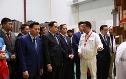 Bắc Ninh có nhà máy sản xuất cơ khí trọng điểm quốc gia