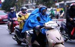 Miền Bắc sắp đón không khí lạnh, trời chuyển mưa rét