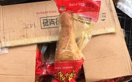 Triệt phá kho chứa 25 tấn đùi gà tây Hàn Quốc hết hạn sử dụng, chảy nước hôi thối tại KCN Quang Minh