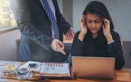 Dân công sở và nỗi niềm đau đáu: Thà nhận lương thấp chứ không chấp nhận dưới trướng một người sếp tồi!