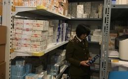 Tạm giữ lô thuốc tân dược nhập lậu trị giá hơn 1,7 tỷ đồng tại Hà Nội