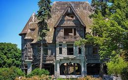 10 biệt thự bị bỏ hoang từng được coi là 'đỉnh cao xa xỉ'