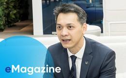 Chủ tịch HĐQT ACB Trần Hùng Huy: Mình không biết nhảy, không biết hát nhưng có thể học và không sợ quê!