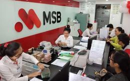 Ngân hàng MSB báo lãi trước thuế 1.087 tỷ đồng trong năm 2018, vượt hơn 5 lần so với kế hoạch