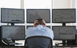 VnIndex giảm sâu 7 điểm, áp lực bán dịp giáp tết khiến hàng loạt cổ phiếu mất giá