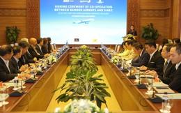 Bamboo Airways hợp tác chiến lược với công ty kỹ thuật hàng không hàng đầu thế giới