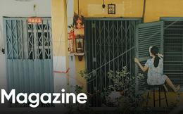 Sài Gòn hăm tám tháng chạp, ngỡ rực rỡ ngỡ bình yên