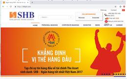Ngân hàng cảnh báo thủ đoạn giả mạo website để lừa khách hàng ngân hàng