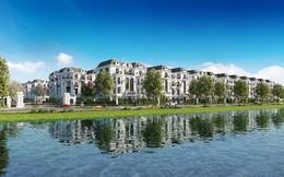 Xuất hiện dự án biệt thự, liền kề phong cách Pháp tại trung tâm Long Biên