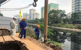 Cầu vượt sông Tô Lịch xây dựng trong 175 ngày