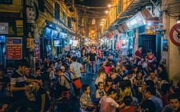 """""""Tây ba lô"""" xếp hạng Hà Nội là thành phố du lịch rẻ nhất thế giới"""