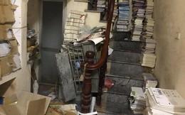 Phát hiện hơn 12.000 cuốn sách in lậu