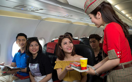Vietjet có khả năng tăng trưởng doanh thu vận tải hàng không hơn 40% năm 2019