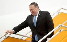 Video: Ngoại trưởng Mỹ tới Nội Bài, an ninh sân bay tăng cường tối đa