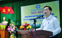 Phó Thống đốc Đào Minh Tú: Xem xét giảm lãi suất và tăng hạn mức tín dụng cho sản xuất, kinh doanh lúa gạo