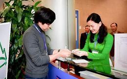 Vietcombank là ngân hàng duy nhất cung cấp dịch vụ tiền tệ tại Trung tâm báo chí Hội nghị thượng đỉnh Mỹ - Triều