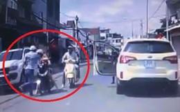 Vụ tài xế hung hăng ở Đồng Nai: Người phụ nữ bị tát cảm ơn dân mạng
