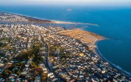 Bất động sản biển Lagi tăng giá trước thềm lên thành phố