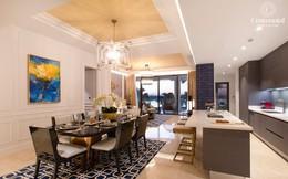 Đắm chìm trong không gian đẹp từng milimet tại căn hộ triệu đô sang trọng bậc nhất Sài Gòn