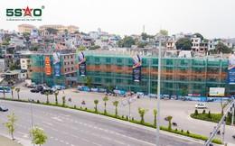 Tiến độ thi công Shophouse Loong Toòng: tháng 5 cất nóc, tháng 6 bàn giao