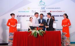 Lễ ký kết hợp tác toàn diện dự án Vedana Resort nhận được sự quan tâm lớn từ thị trường