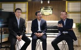 Simmons - Thương hiệu nệm hàng đầu thế giới ra mắt dòng nệm hoa sen Việt Nam