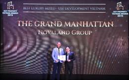 Dự án phức hợp cao cấp tốt nhất Việt Nam năm 2019 thuộc về The Grand Manhattan