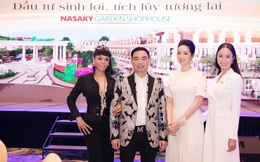 Five Star Eco City chính thức ra mắt sản phẩm Nasaky Garden Shophouse