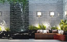 Giảm ô nhiễm môi trường với thiết kế nội thất xanh