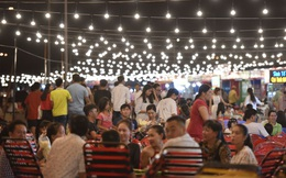 Bội thu từ bài toán kinh doanh mặt tiền chợ đêm tại Thành Phố du lịch Biển