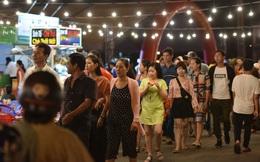 Tổ hợp thương mại mặt tiền chợ đêm: Chuỗi dịch vụ liên hoàn bừng sáng thành phố biển Hà Tiên