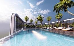 """Tổ hợp hàng loạt hồ bơi rộng 4.000 m2 tại dự án  """"homes resort"""" ven công viên Mũi Đèn Đỏ Quận 7"""
