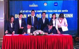 Đất Xanh Duyên Hải – Vận tải Tiến Mạnh ký kết thỏa thuận phân phối độc quyền dự án Đa Phúc Central Park – Hải Phòng