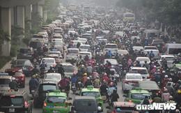 ĐBQH: Không chỉ cấm xe máy, Hà Nội, TP.HCM cần có lộ trình cấm ô tô cá nhân