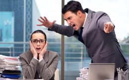 """Sếp nghiêm khắc cũng là vì muốn tốt cho nhân viên, nhưng """"khó tính"""" kiểu này thì nên nghỉ việc ngay và luôn vì bạn sẽ chẳng bao giờ có cơ hội mà phát triển!"""