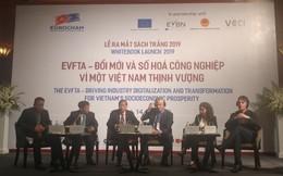 Chủ tịch EuroCham: Đang đẩy nhanh quá trình phê chuẩn EVFTA