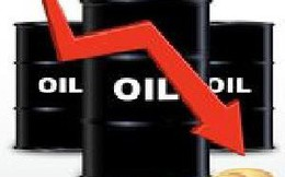 Thị trường ngày 23/03: Dầu rớt giá 2%, cao su thấp nhất 1 tháng