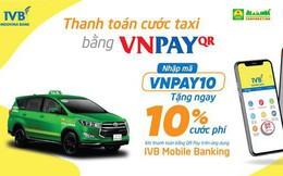 Đi Taxi không cần tiền mặt