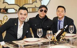 """Thiếu gia Tân Hoàng Minh từng thân thiết và có quan hệ làm ăn thế nào với ca sĩ """"tai tiếng"""" Seungri?"""