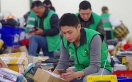 """Khốc liệt cuộc chiến giao hàng: Hai """"ông lớn"""" Vietnam Post, Viettel Post đang mất dần thị phần vào tay EMS, Giao hàng nhanh, Giao hàng tiết kiệm"""