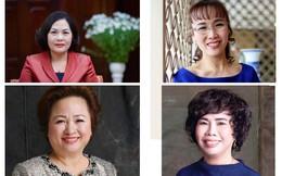 4 lãnh đạo ngân hàng lọt top 50 phụ nữ ảnh hưởng nhất Việt Nam 2019