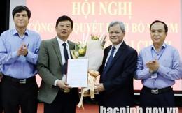 Bắc Ninh có tân Giám đốc Sở Tài chính